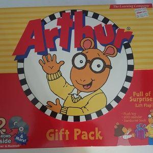 Arthur PC game